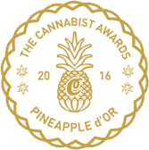 graphic cannabis award